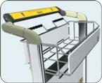 Багажная тележка AERO 3