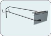 Ценникодержатели для крючков прямые