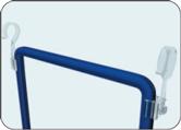 Держатель для рамки на трубу